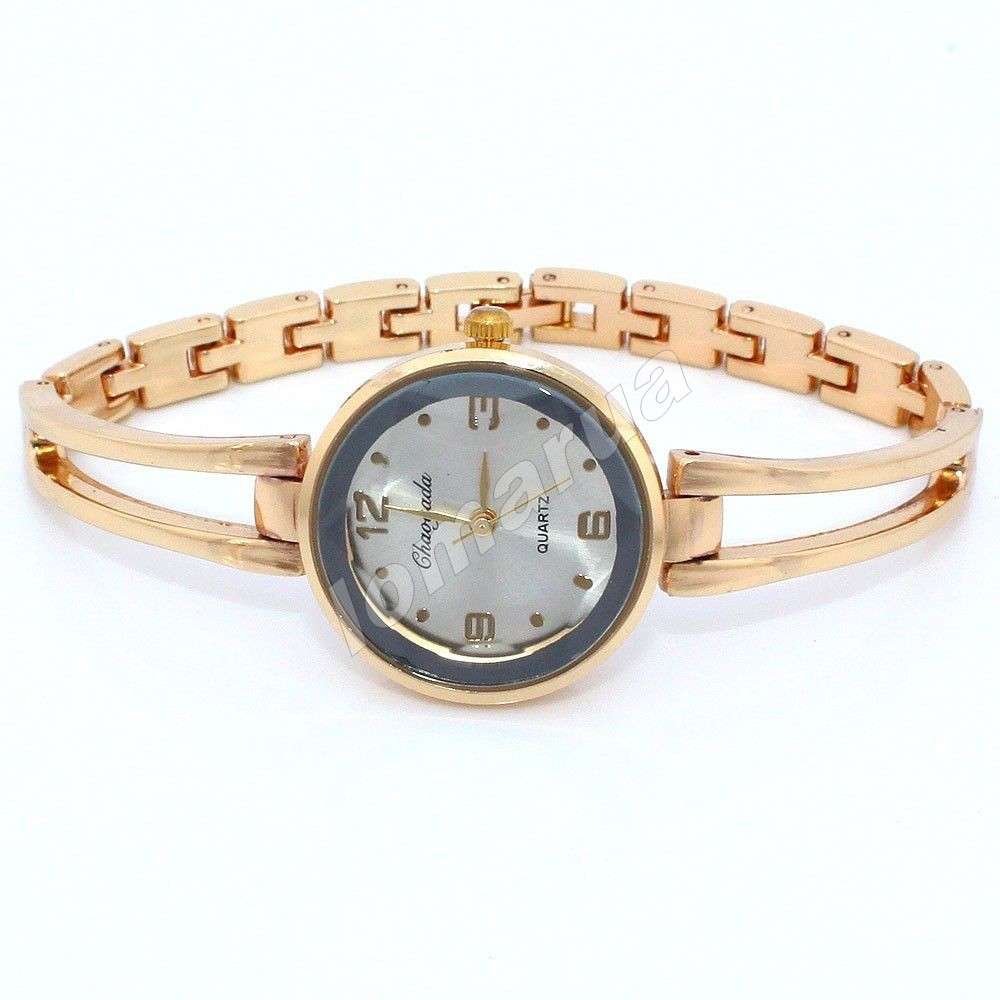 Женские часы-браслет Yellow Gold