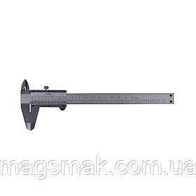 Штангенциркуль Sigma мех. 200мм (3922201)