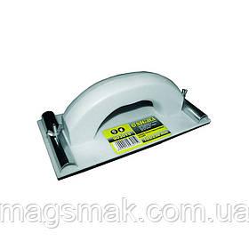 Блок шлифовальный (пластиковая ручка) 105х230мм Sigma 9110031