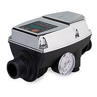 Контроллер давления электронный 1.1кВт Ø1 рег давл вкл 1.0-3.5 bar (779536)