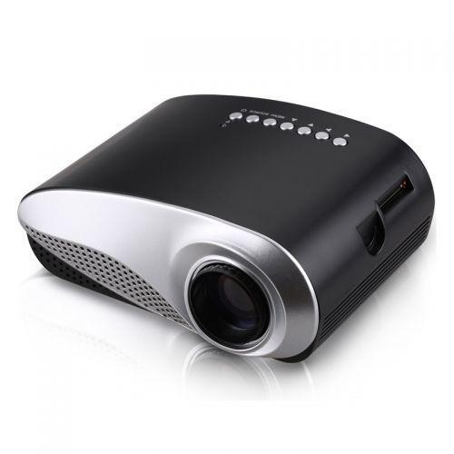 Проектор портативный мультимедийный с динамиком Led Projector RD802 Black