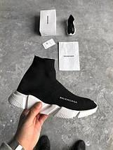 Кроссовки мужские Balenciaga Sock trainer, фото 2