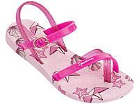 Детские летние босоножки Ipanema Fashion Sandal V Kids Pink 82292-21532