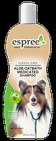 "Шампунь для собак ""Aloe Oatbath Medicated Shampoo"" 355мл, Espree™"