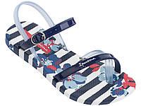 Детские летние босоножки Ipanema Fashion Sandal V Kids Blue/White 82292-22503