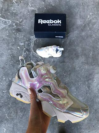 Кроссовки Reebok Insta pump Fury, фото 2