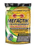 """Клей-Мастырка Мегамикс """"Мегастик"""" для клейковины прикормки, кукурузный 200гр, 20шт в ящике, мастырка кукурузная для прикормки Мегамикс, рыболовный"""