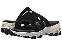 Сандали Вьетнамки (Оригинал) SKECHERS D Lites - Inter-Webs Black a219909180e