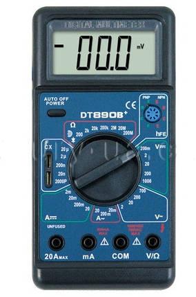Мультиметр М 890B,DT 890B, фото 2
