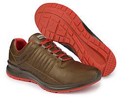 Мужские кожаные кроссовки Grisport 42811-12 Made in Italy