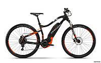 Электровелосипед Haibike Sduro HardNine 2.0, 2018, 45 см, черный