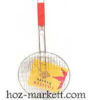 Решетка для гриля, барбекю круглая d-32см №2031