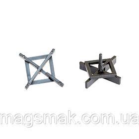 Крестик дистанционный (многоразовый) для плитки 2мм 100шт Sigma (8241221)