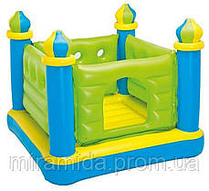 Детский надувной батут Intex «Замок» 48257