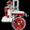Слайсер - ломтерезка Berkel Volano B3, колір червоний