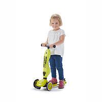 Scoot&Ride - Самокат-беговел серии Highway kick-1 от 1 до 5 лет, цвет Lime