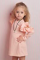 Детские платья с воланами