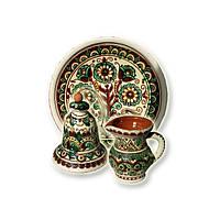 Карпатская керамика (карпатська кераміка)