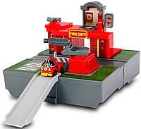 Игровой набор Гараж с мини трансформером  Роем Robocar Poli (83364)