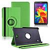 Вращающийся зеленый чехол для Samsung Galaxy Tab 4 8 (T330)