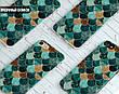 Силиконовый чехол для Meizu M6 Note Цветные плитки (21032-3014), фото 4