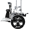 Слайсер - ломтерезка Berkel Volano P15, цвет черный