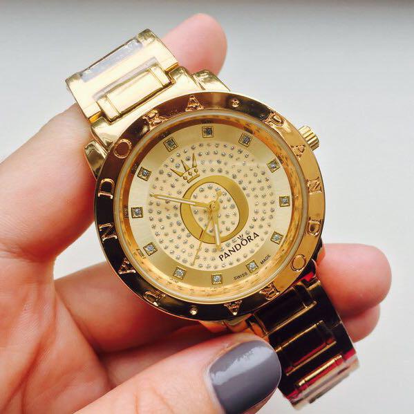 Женские часы Pandora Gold