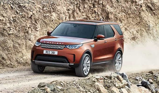 LAND ROVER DISCOVERY (SALL****)