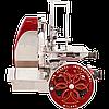 Ломтерезка - слайсер Berkel Volano B116, колір червоний