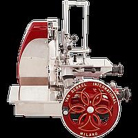 Ломтерезка - слайсер Berkel Volano B116, колір червоний, фото 1