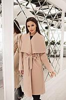Пальто женское кашемировое в расцветках 24779