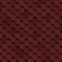 Shinglas — Самба красный
