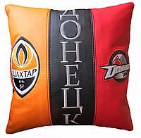 Подушка сувенрная Донбас с вышивкой