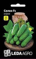 Семена огурца самоопыляемого Солон F1 50 сем.