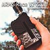 Уже в наличии ARMS Race V2 Box Mod 220W от Limitless Mod!