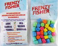 Наживка Frenzy Fisher для рыбалки, плавающая, ароматизированная, мед, вес 40гр, медовая наживка для рыбы, ароматизированная наживка Frenzy Fisher