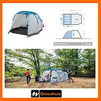Палатка Quechua Arpenaz Family 4.1 (4-ох местная)