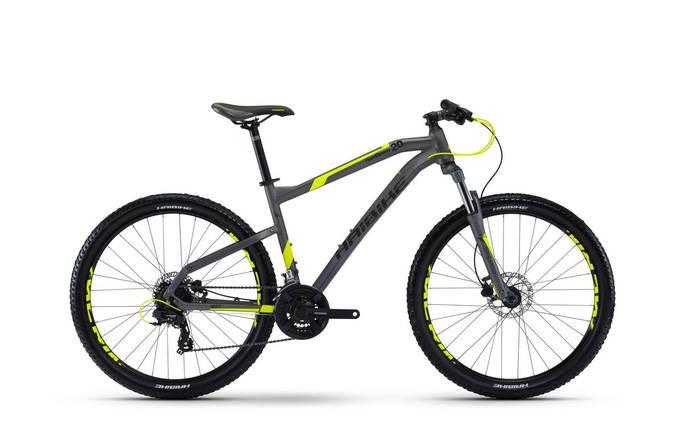"""Велосипед Haibike SEET HardSeven 2.0 27,5"""", рама 50 см, 2017, титан, фото 2"""