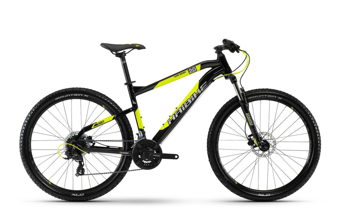 Велосипед Haibike SEET HardSeven 2.0 27,5