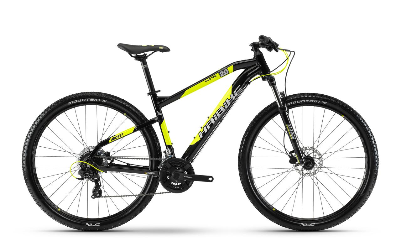 Велосипед Haibike SEET HardNine 2.0 29