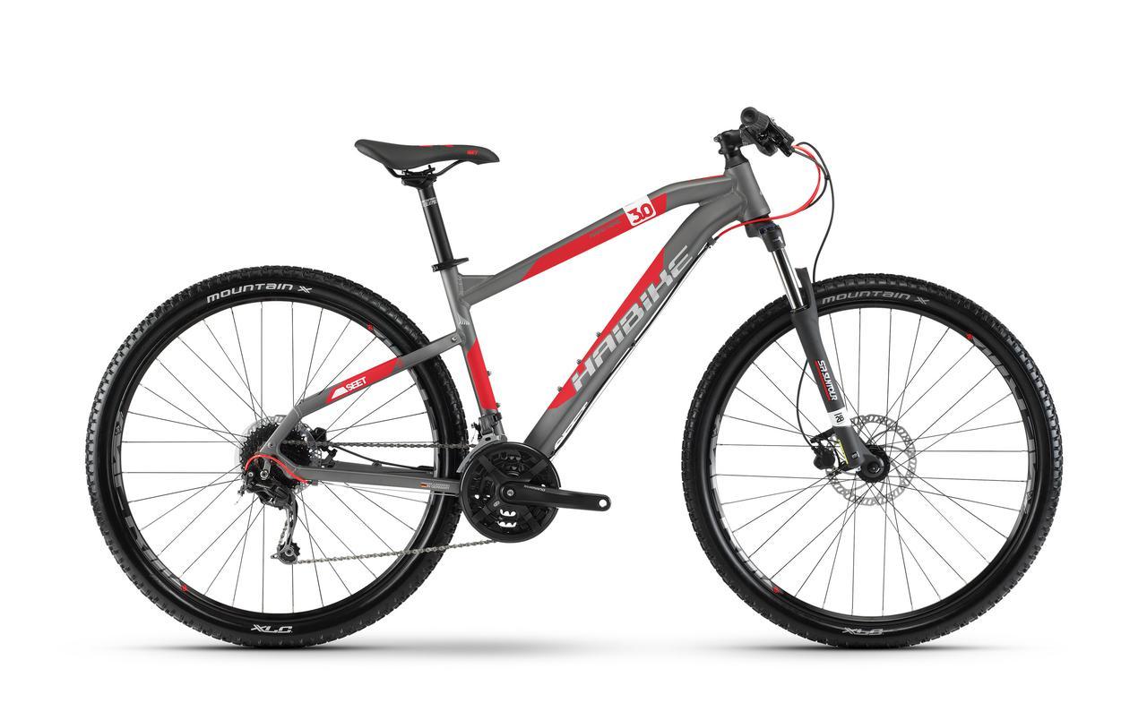 Велосипед Haibike SEET HardNine 3.0 29