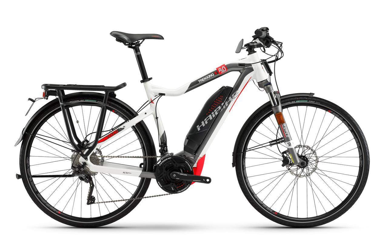 Велосипед Haibike SDURO Trekking S 8.0 28