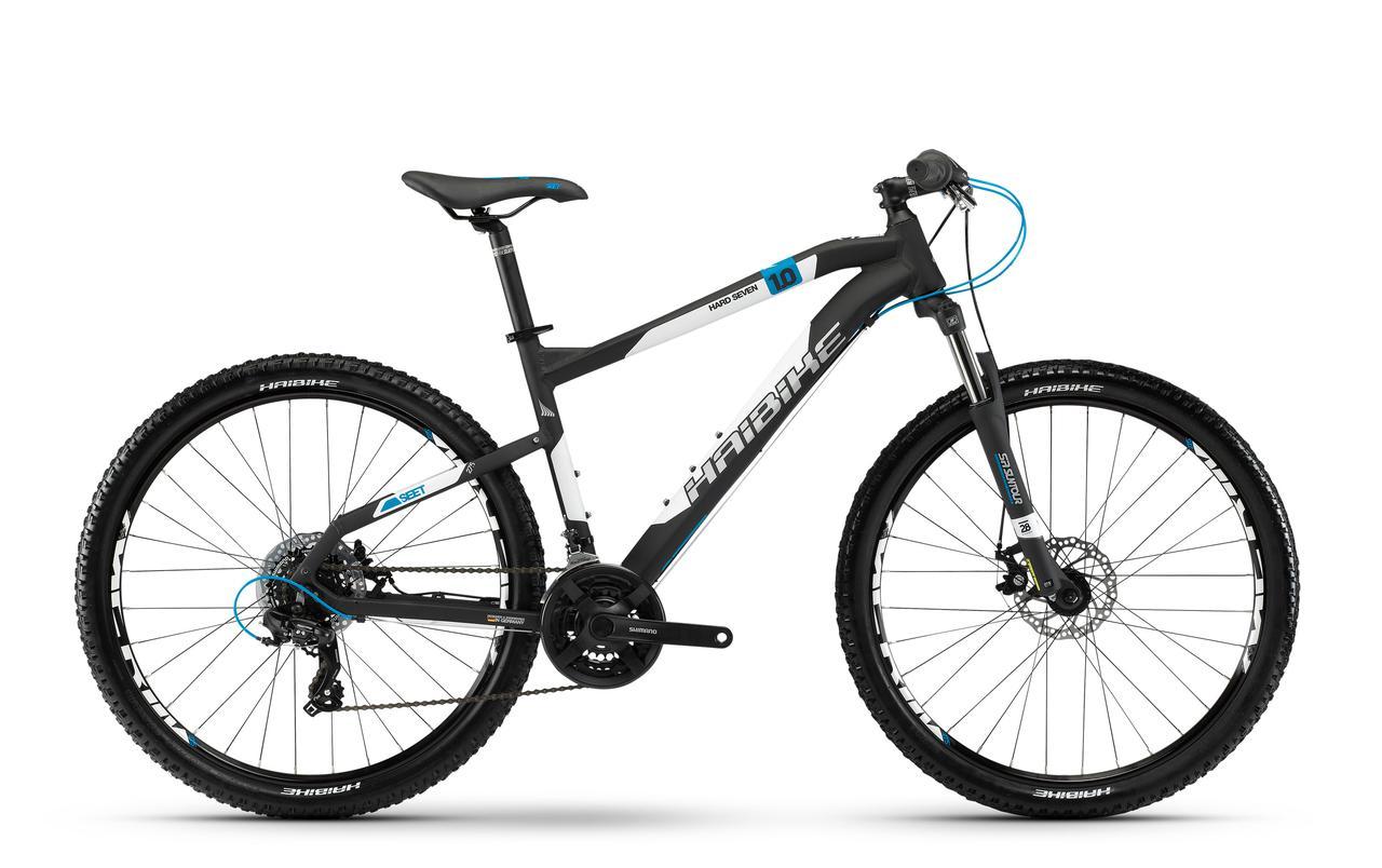 """Велосипед Haibike SEET HardSeven 1.0 27,5"""", рама 50см, 2018"""