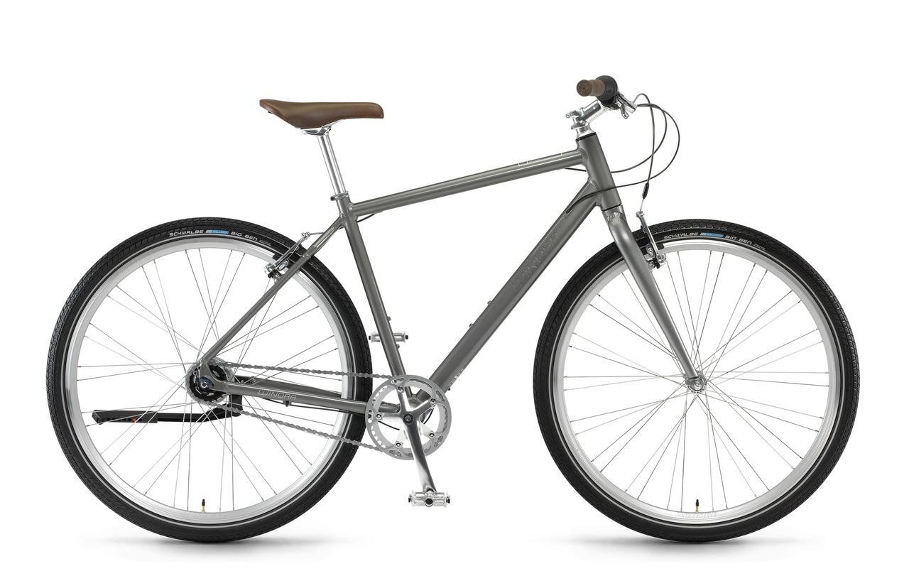 """Велосипед Winora Alan men 28"""" 8s Nexus  FW, рама 51см, 2018"""