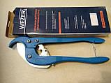 Ножиці для труби WEZER 63 мм, фото 3