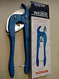 Ножиці для труби WEZER 63 мм, фото 4