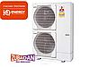 Тепловий насос повітря-вода  Mitsubishi Electric Zubadan ( 14 кВт ),Модельный ряд от 8 до 23 кВт