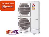 Тепловий насос повітря-вода  Mitsubishi Electric Zubadan ( 14 кВт ),Модельный ряд от 8 до 23 кВт, фото 1