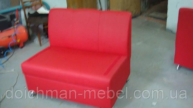 Кресло 1000х550 мм с ящиком