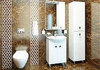 """Аквамарин Комплект мебели для ванной """"Фантазия"""" Аквамарин"""